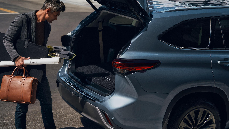 Portellone Toyota Highlander Hybrid 2021