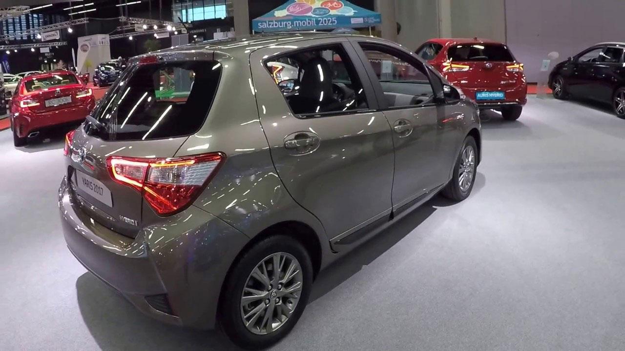 Foto della Toyota Yaris Hybrid 2018
