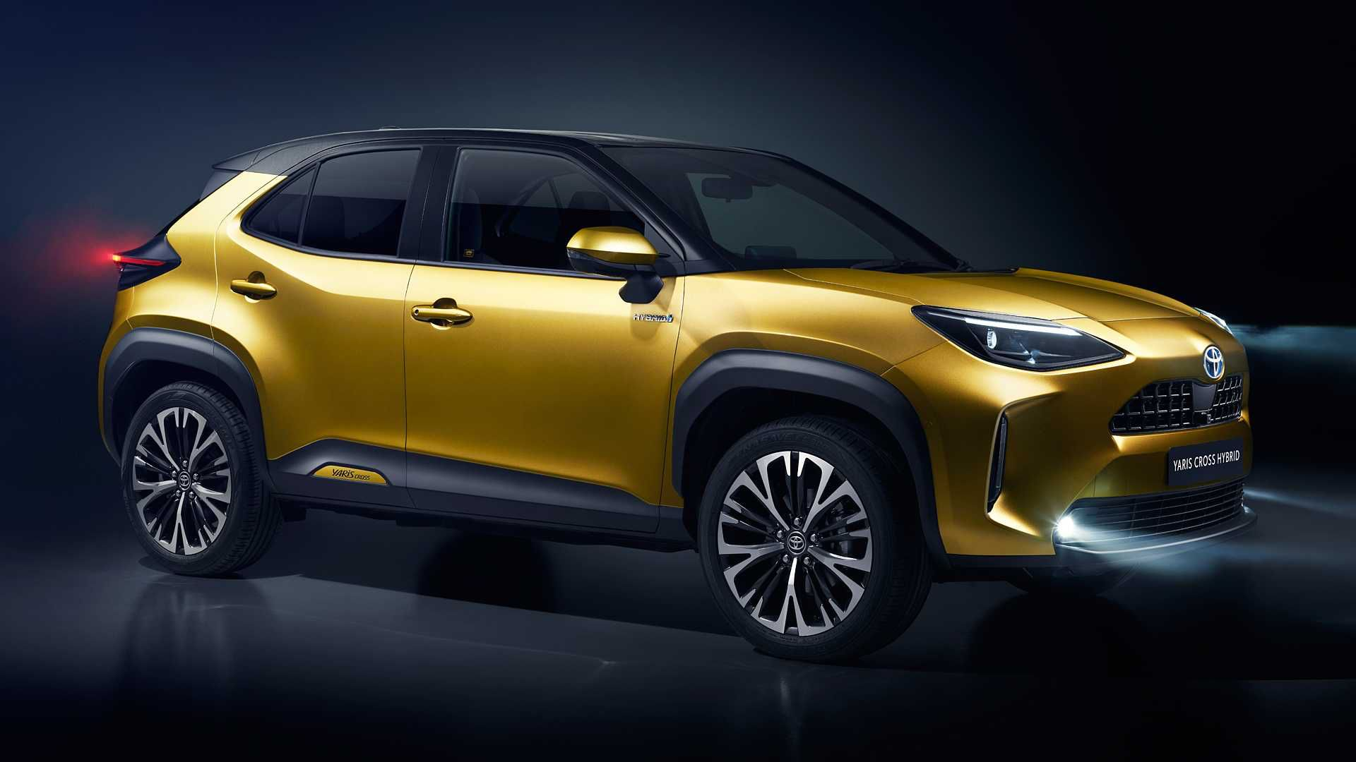 Nuova Toyota Yaris Cross 2021