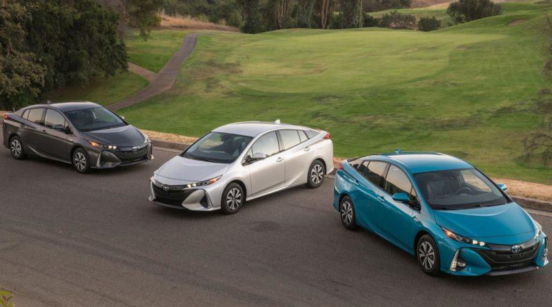 Foto di 3 Toyota Prius