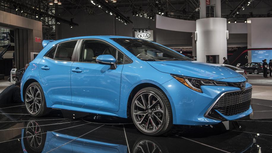 Nuova Toyota Corolla 2019 Dettagli Prezzo E Uscita