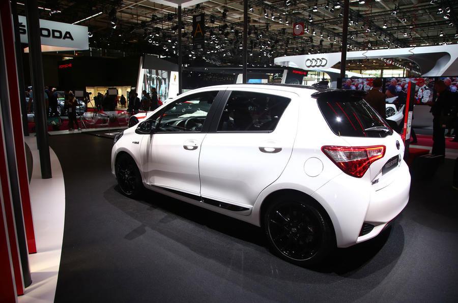 Foto della Toyota Yaris GR-S