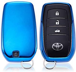 Cover guscio chiave smart key toyota corolla