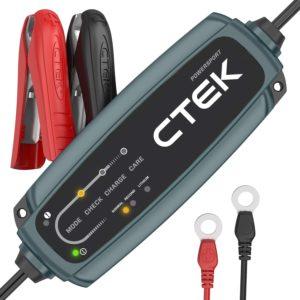 Mantenitore di carica batteria ibrica ctek ct5