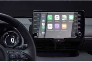 Pellicola protettiva touch screen yaris 2020