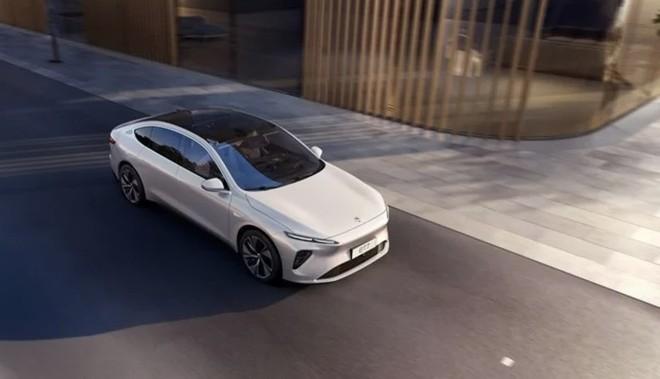 NIO ET7 la nuova automobile elettrica cinese